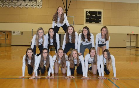 Varsity Volleyball: Making Another Run for States