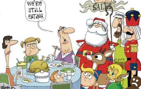 Christmas Vs. Thanksgiving