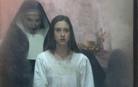 THE NUN: SINFULLY SCARY?