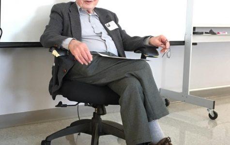 Holocaust Survivor Shares His Story