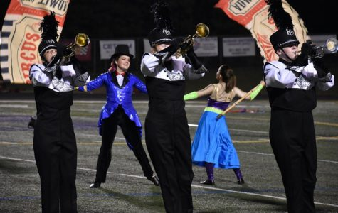 Oakdale High School Marching Band Prepares For Competition Season