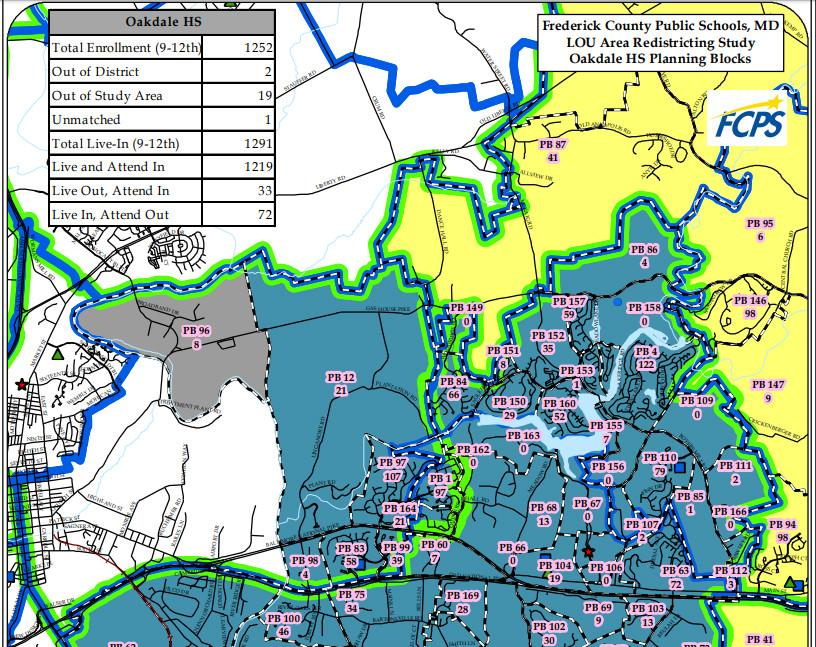 Heart-Wrenching but Necessary Redistricting Goes Underway in Fall 2020