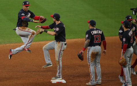 Washington Nationals postseason shocking success