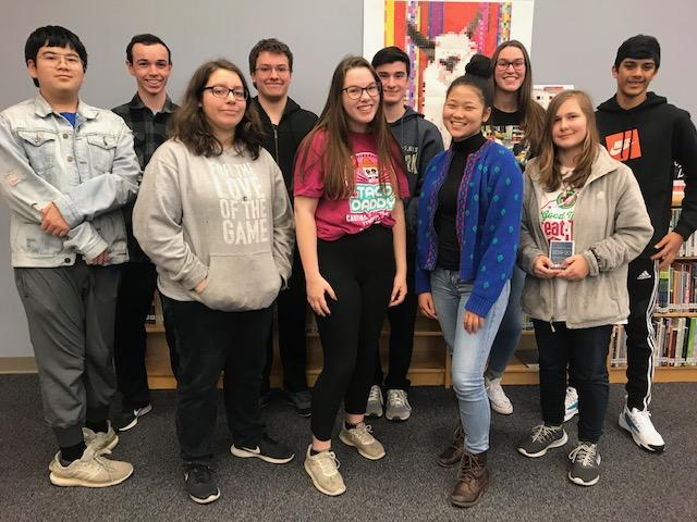 Local Contest Inspires Students to Share Their Writing