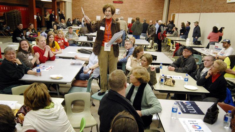 2020 Iowa Caucuses