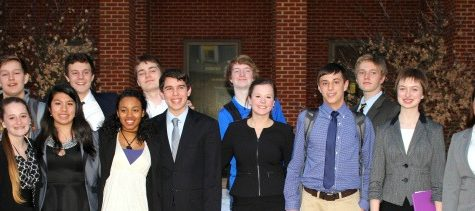 Mock Trial Finishes Regular Season With Winning Record