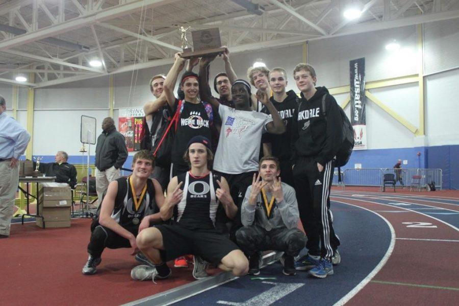 Indoor Track State Championship