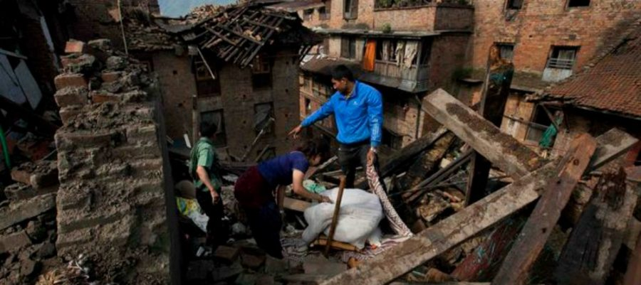 The Disaster that Devastated Nepal