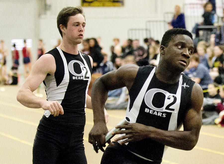 Bear's Track & Field Fires Back to a Challenging 3A State