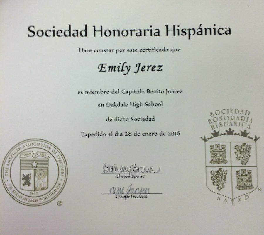 World+Language+Honors+Society+Ceremony