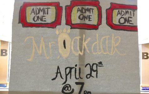 Mr. Oakdale advertisement poster