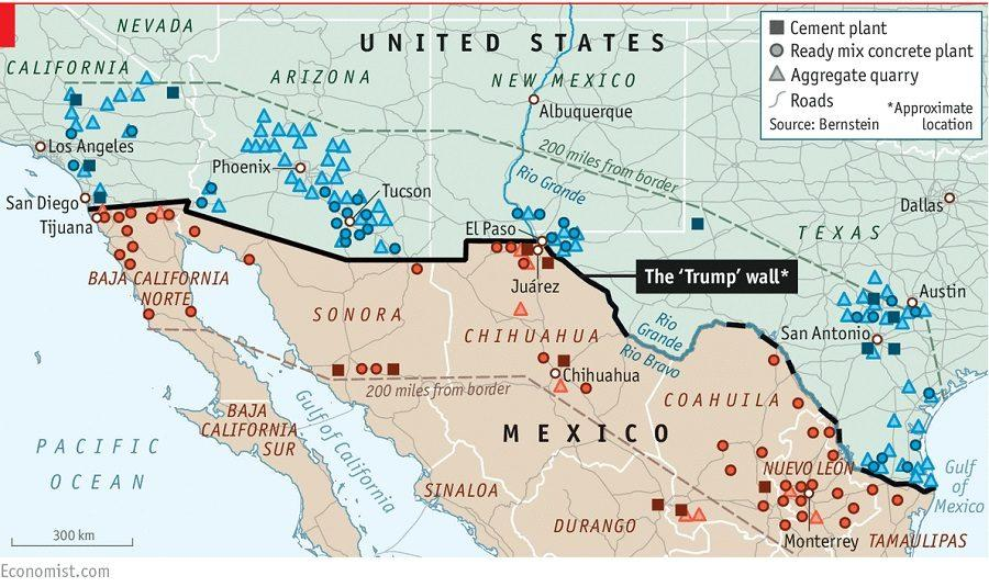 The Great Wall of...America?