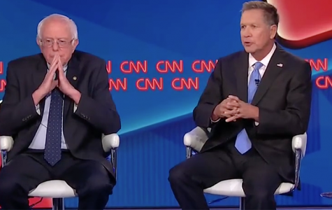 Sanders, Kasich, and Russia