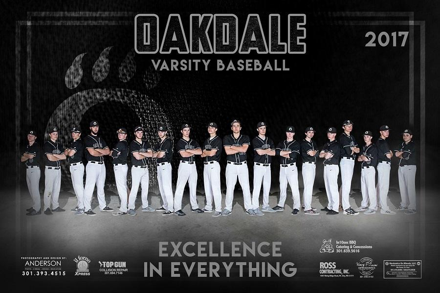 Oakdale+Baseball+Struggle+to+Get+Their+Heads+in+The+Game