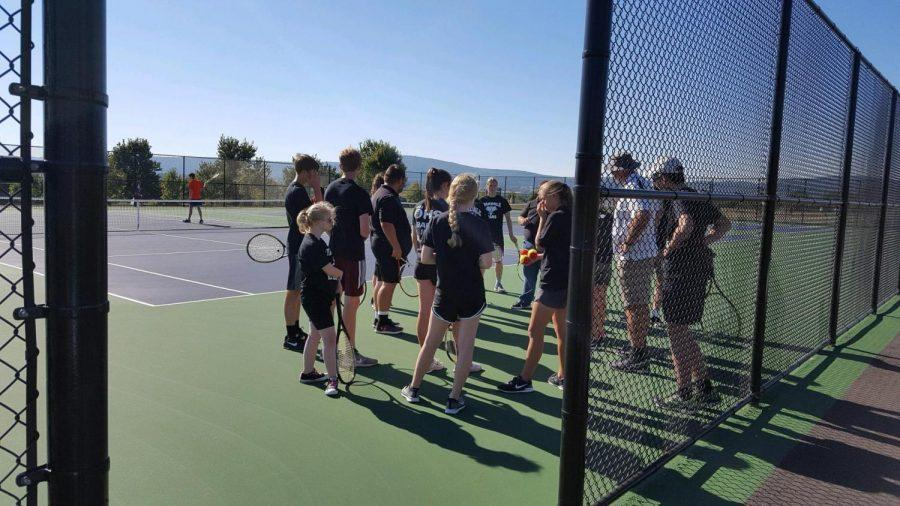 Unified Tennis Makes a Racket