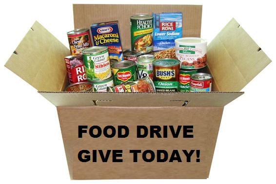 OHS Food Drive