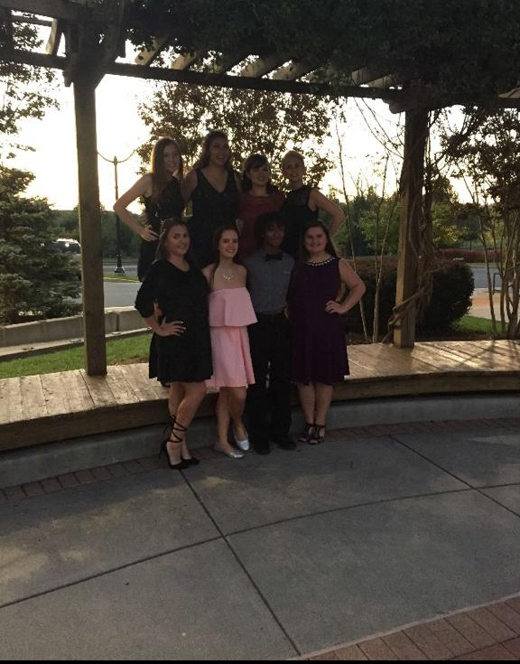The Bears go to Homecoming