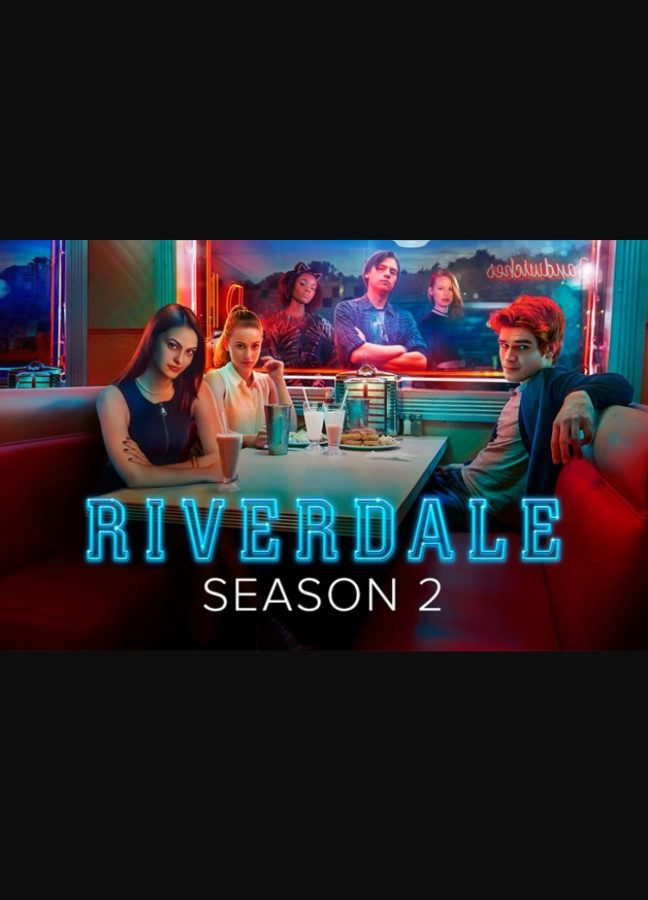 CAPTION FOR PICTURE: New episodes of Riverdale air on Wednesday nights at 8pm on the CW Channel!