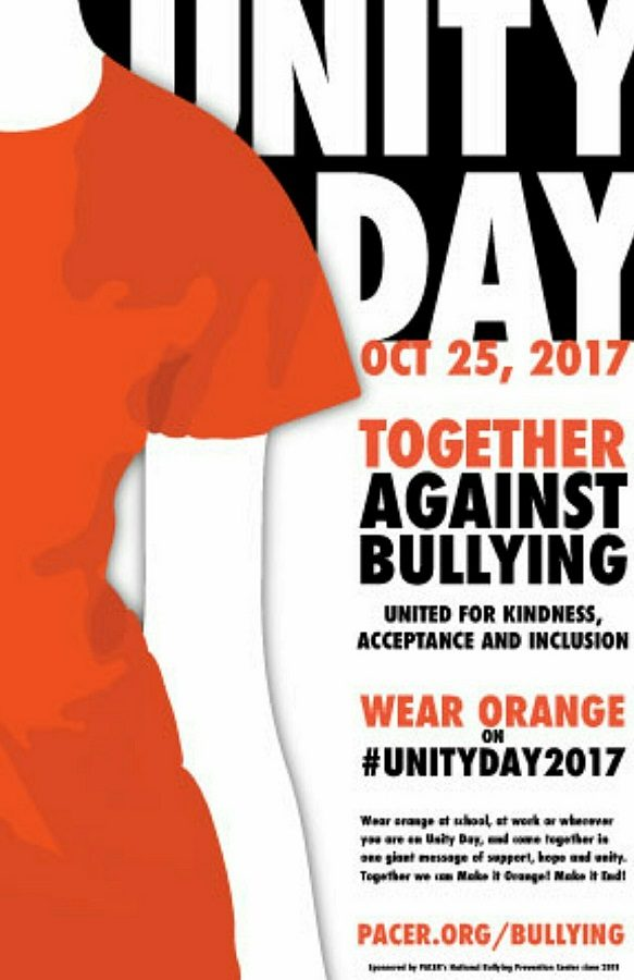 PACER Center's Unity Day promotional poster for 2017
