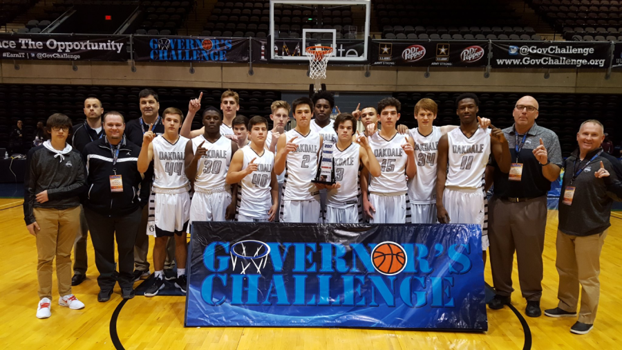 Oakdale+Boys+Basketball+Strives+for+First+State+Title