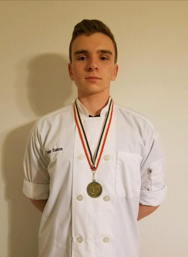 Devon+Truelove+Wins+in+Culinary+at+Skills+USA