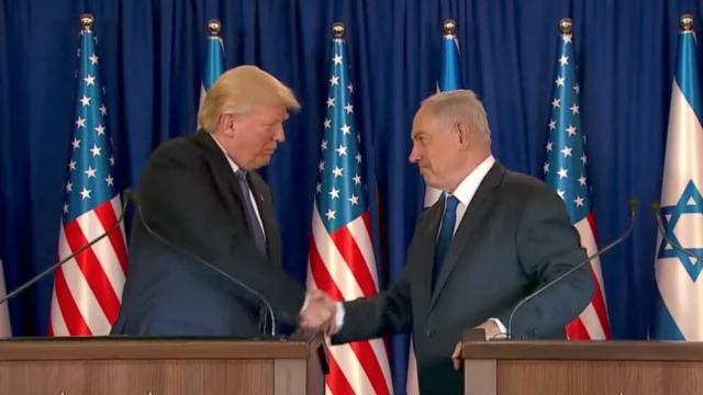 Trump+announces+Jerusalem+as+the+capital+of+Israel