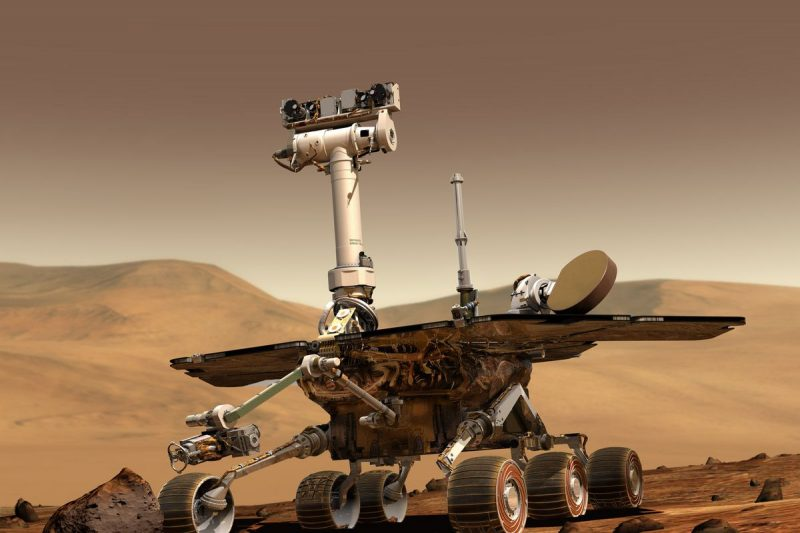 This+is+the+Opportunity+rover+exploring+on+Mars.