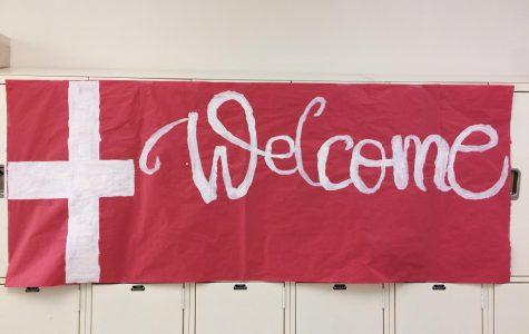 Worlds Collide: Danish Exchange Students Visit Oakdale