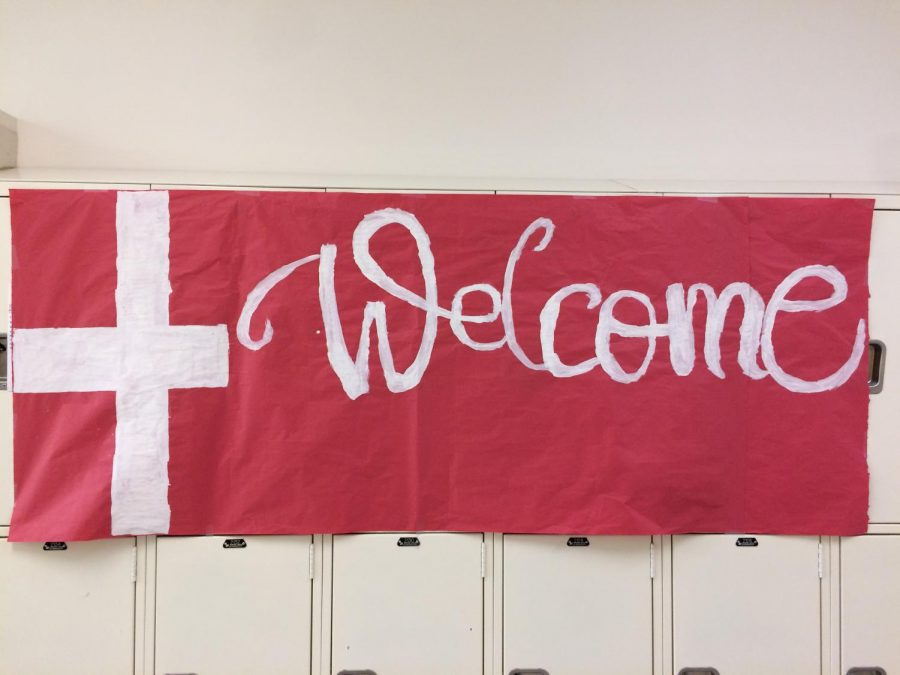 Worlds Collide: Danish Exchange Students Visit Oakdale