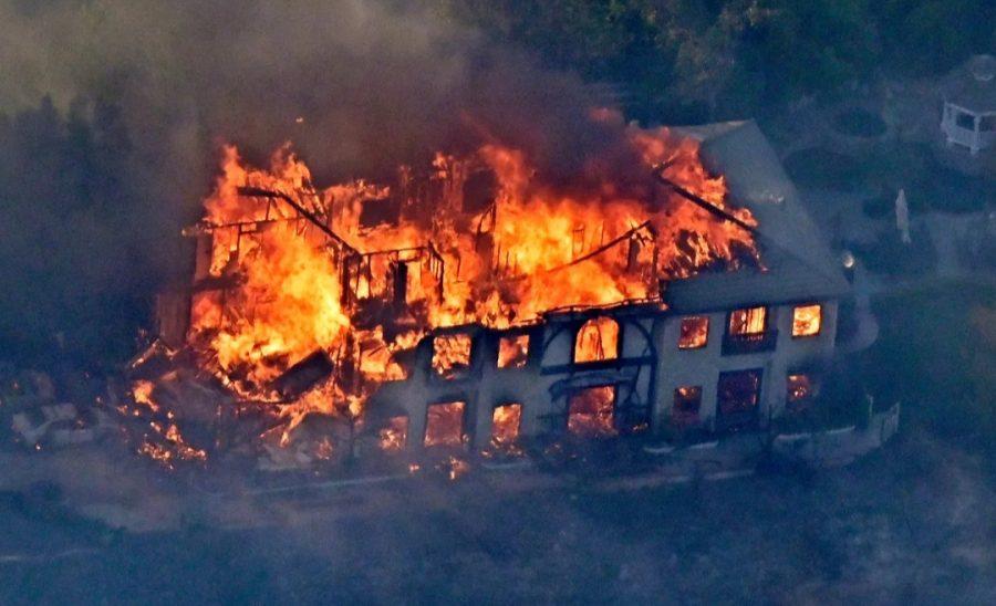 Devastating+California+Wildfires