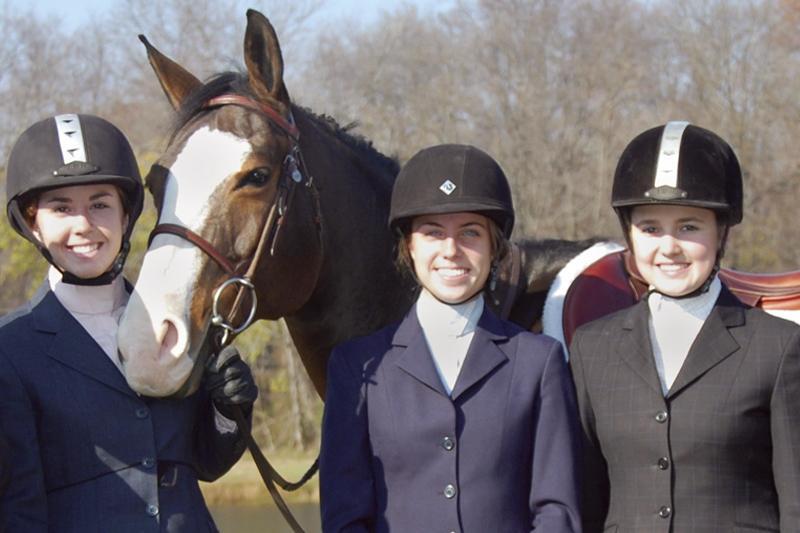 The+Oakdale+High+School+Equestrian+Team