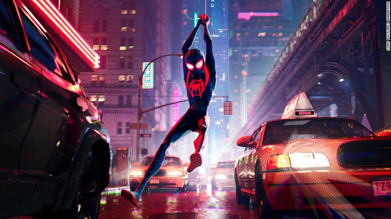 %27Spider-Man%3A+Into+The+Spider-Verse%22+Swings+by%E2%80%99