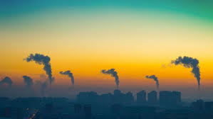 Climate change causes harmful pollutants to go into our atmosphere.