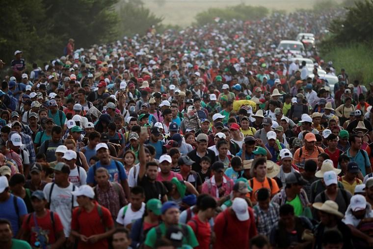 Migrant+Caravan