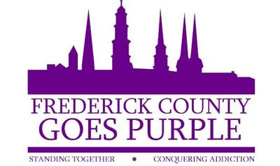 Frederick Goes Purple