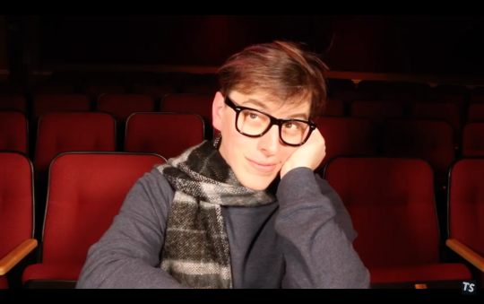 Thomas Sanders Spreads Important Message about Mental Health