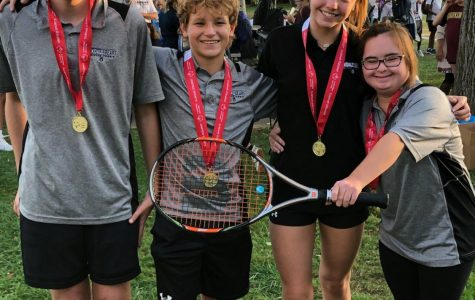 Unified Tennis Brings Together Unlikely Students