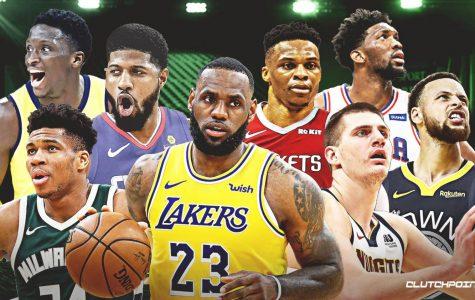 The 2019/20 NBA season