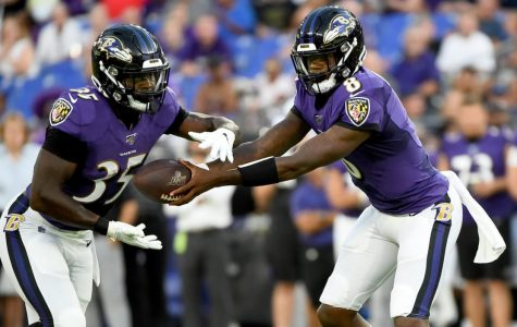 Baltimore Ravens set for Postseason