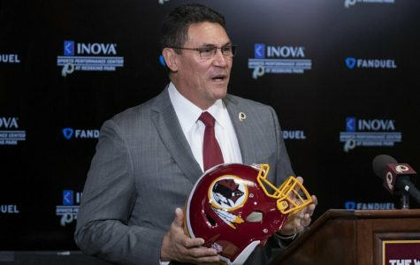 Redskins Hire HC Ron Rivera, Fire GM Bruce Allen