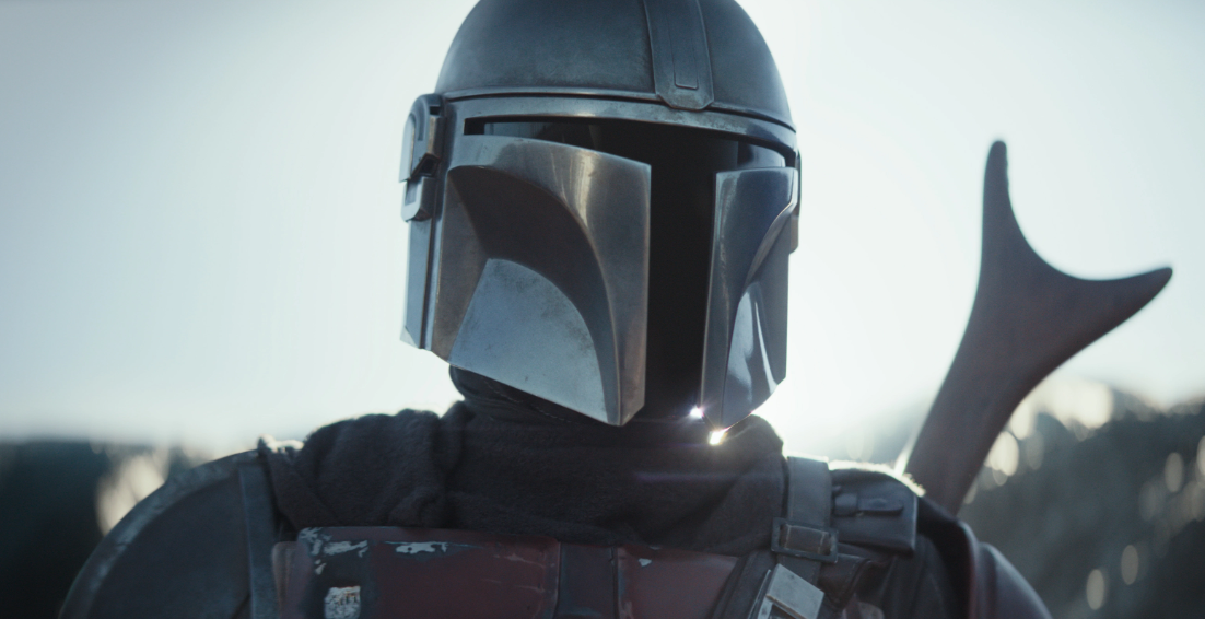 The masked Mandalorian has worn his Beskar helmet since he was a child and since then never revealed his face to anyone