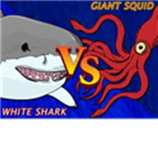 Animal Kingdom Smackdown: Giant Squid v. Great White Shark