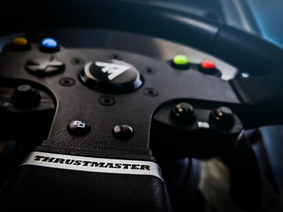 To+truly+experience+simracing%2C+racers+can+use+specialized+controllers+called+racing+wheels.+Wheels+such+as+Thrustmaster%E2%80%99s+TMX+Pro+%28see+picture%29+offer+drivers+the+most+realistic+experience+possible+in+today%E2%80%99s+market.
