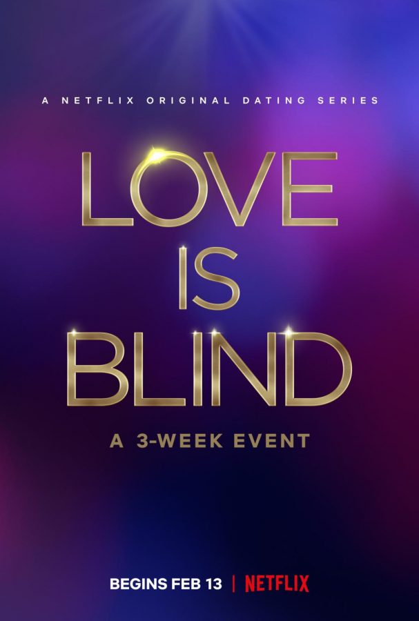The Love Is Blind cover photo.