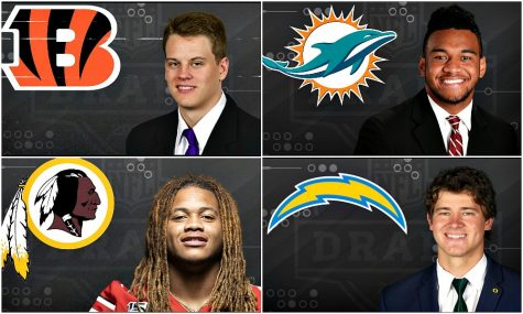 The four most anticipated picks from the first round.