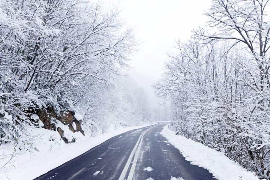 5 Safe Winter Driving Tips