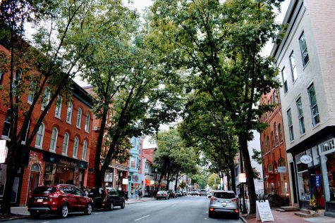 Downtown Frederick is one of the many places to visit listed in this article.