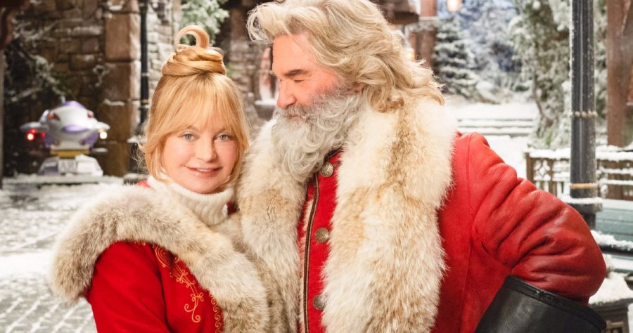 """The Christmas Chronicles 2 shows off the home of Mr. and Mrs. Claus, the North Pole. The entire """"Town"""" is actually a workshop for them and their elves."""