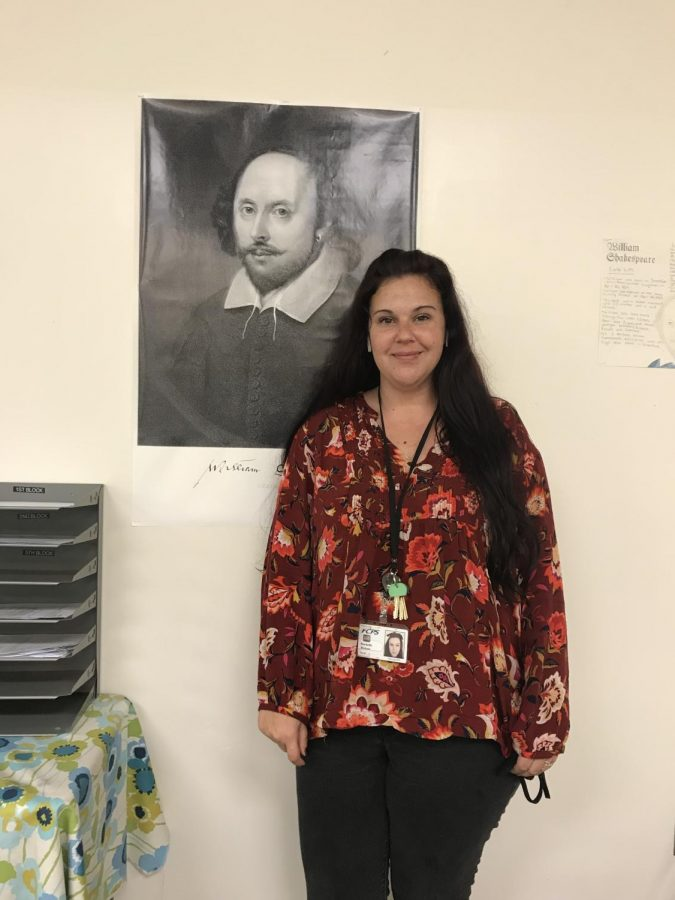 Michelle Malone is a second year teacher at OHS.  Malone teaches 9th and 11th grade English, and is the advisor for the Philosophy Club.  Malone also owns 4 ferrets.